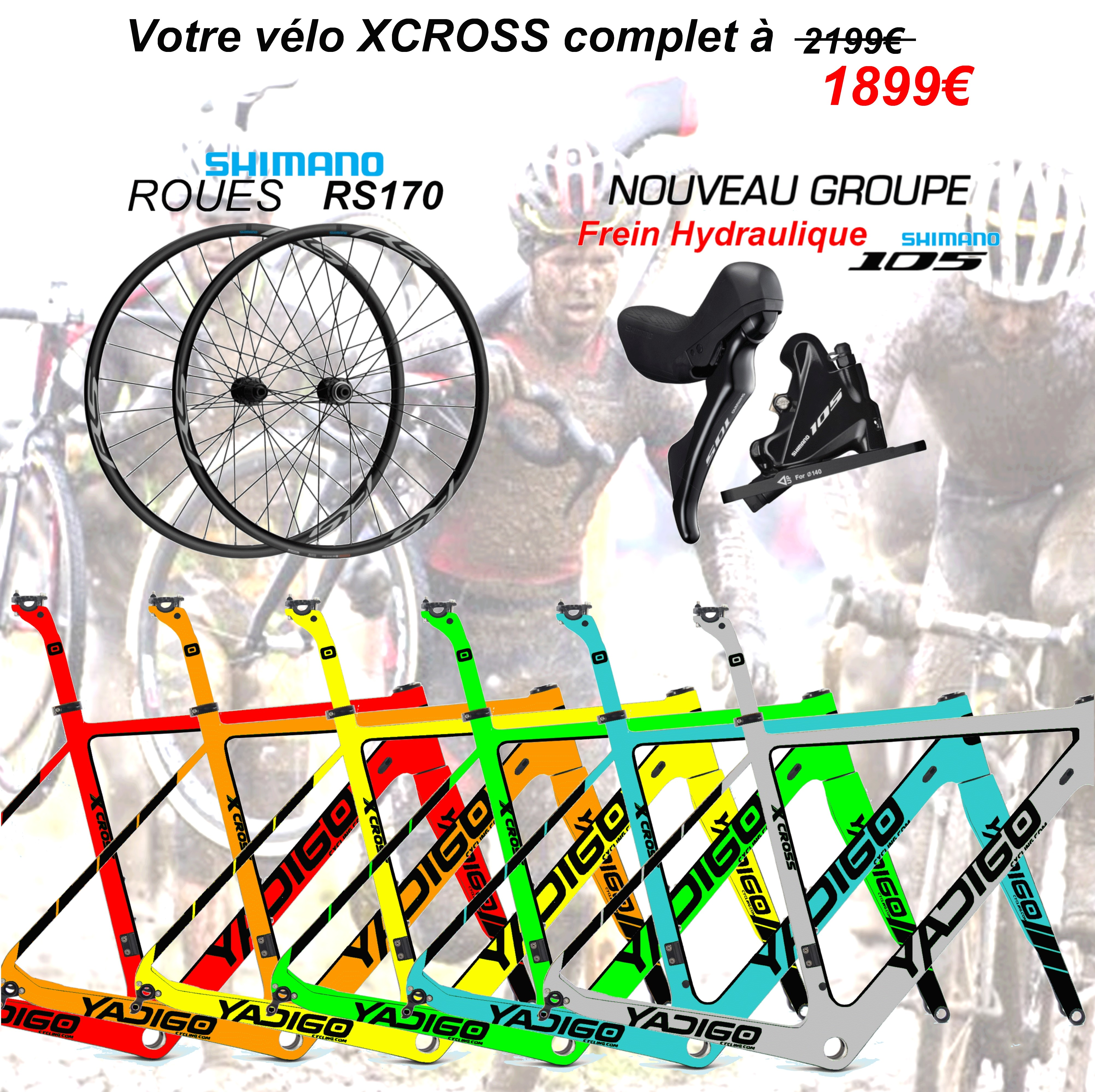 PROMO CYCLO CROSS